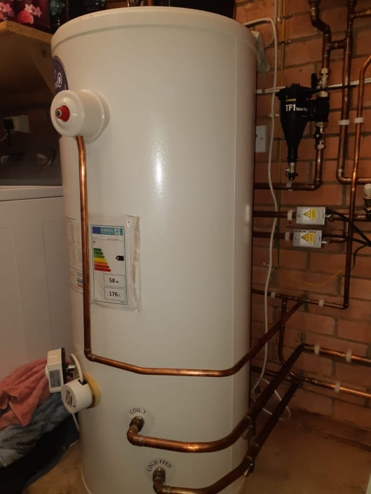 oil boilers lincolnshire